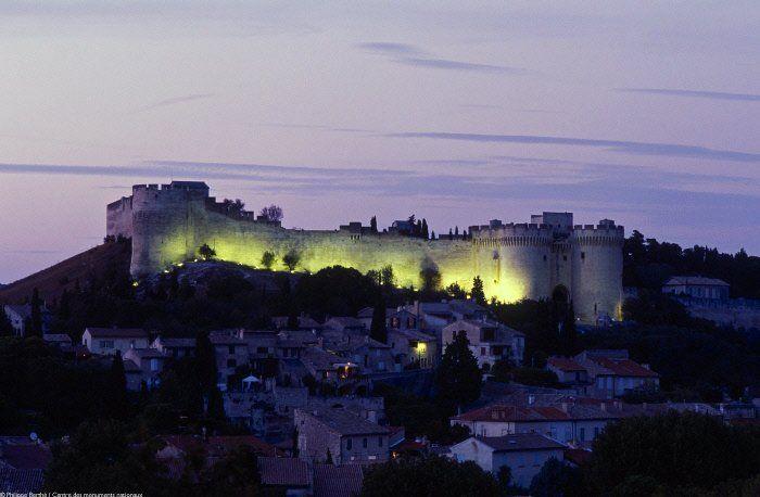 Fort Saint-André à Villeneuve-lez-Avignon