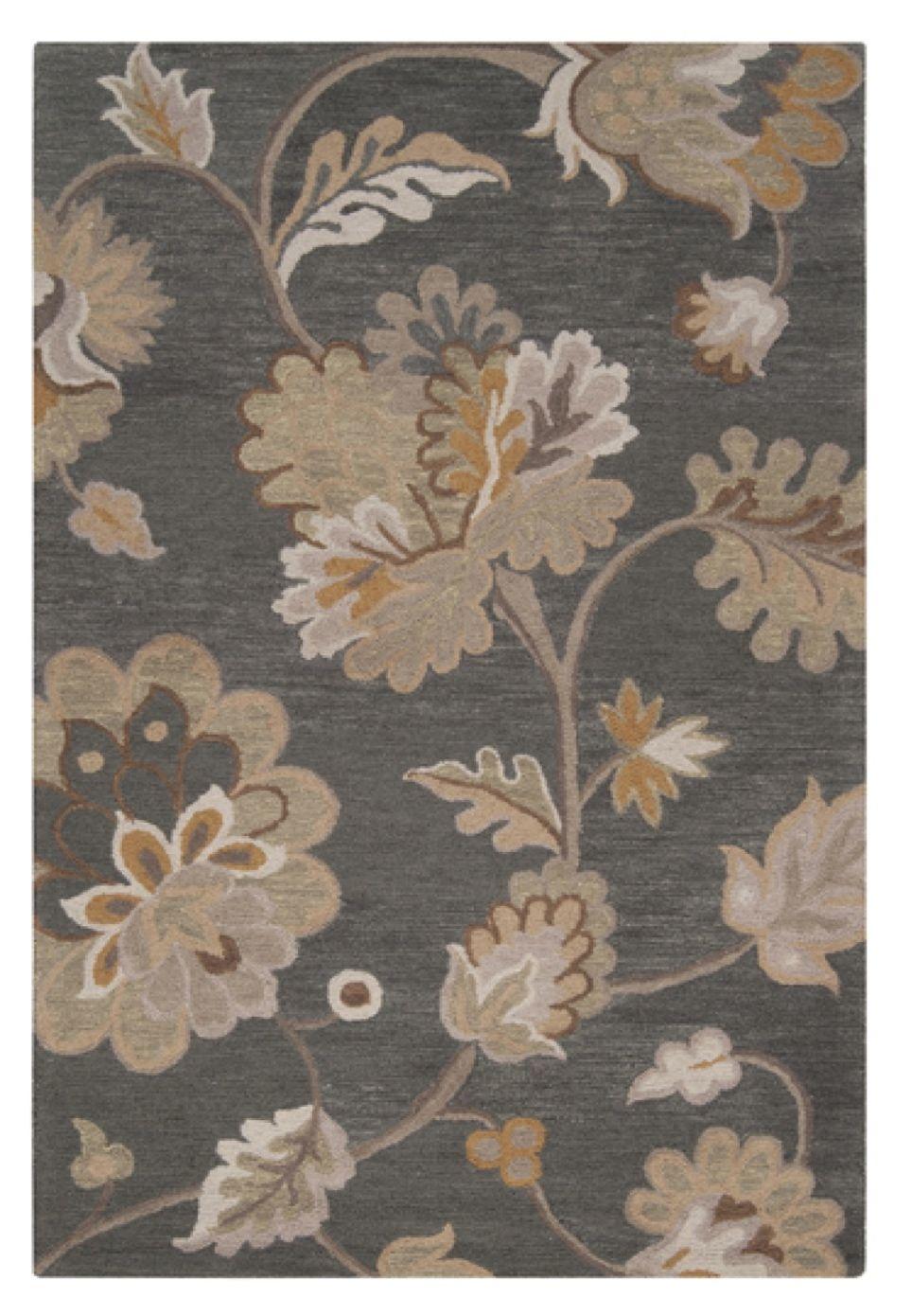 Gray Tan Transitional Style Multiroom Design Part I Wool