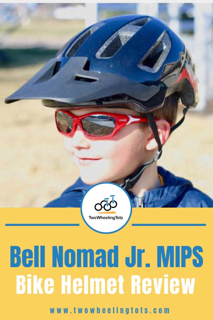 Bell Nomad Jr Review Trail Specific Design For Kids Cool Bike Helmets Bike Helmet Helmet