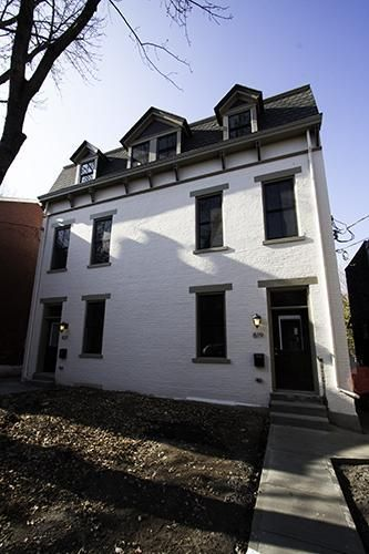 $150,000 - SOLD - 819 Bakewell St, Covington KY - Located in Historic Mainstrasse Village this brand new renovation offers the qualifying buyer an amazing new home. Part of the City of Covington's NSP program, buyer must meet financing criteria to receive a grant for up to 50% of the homes value. Stunning features include bamboo floors, master suite, 3 beds, 2.5 baths, private back yard and all steps from your favorite shops and restaurants. www.rebeccaweber.com