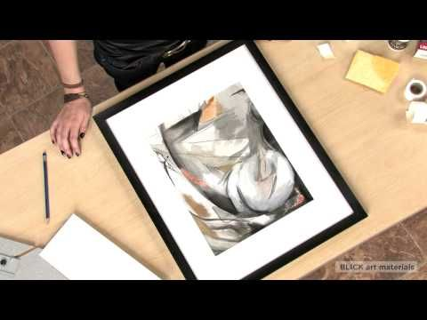 Frame your prints! It\'s simple and affordable. Jen Bekman shows you ...