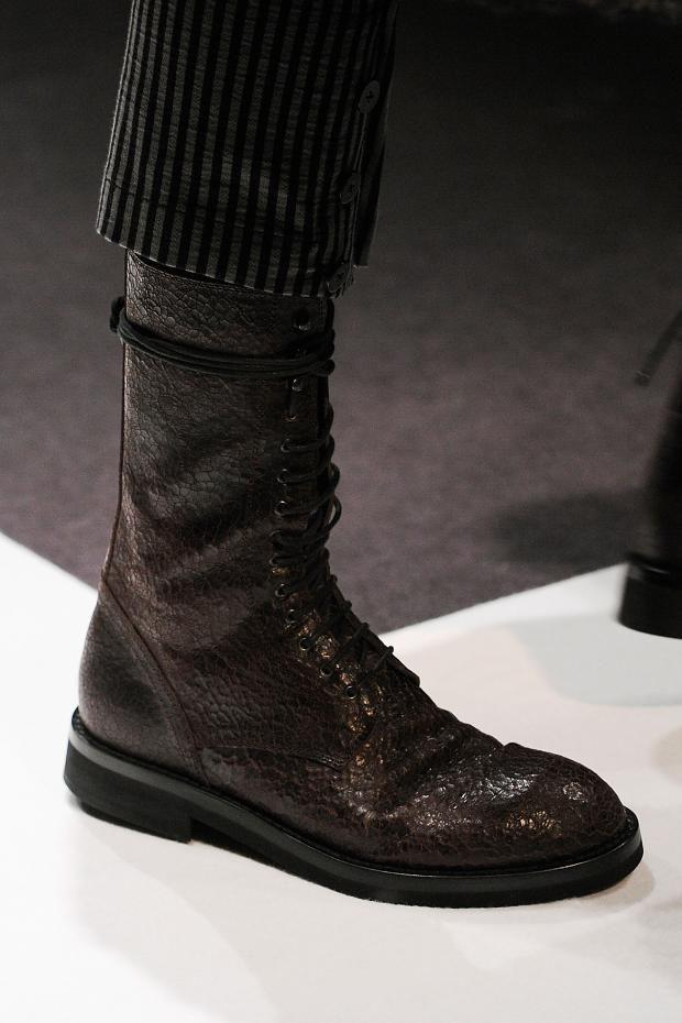 Ann demeulemeester boots, Ann