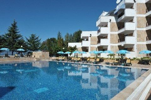 MK - Meer van Ohrid - Ohrid-Stad - Sileks Hotel