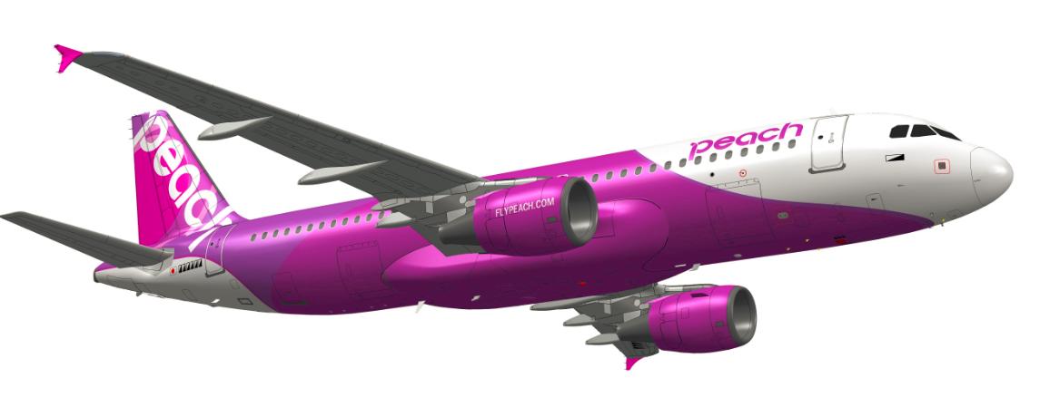 AIRBUS A320型機