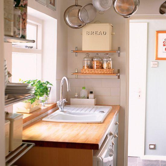 Interior Design Victorian Kitchen: New Home Interior Design: Step