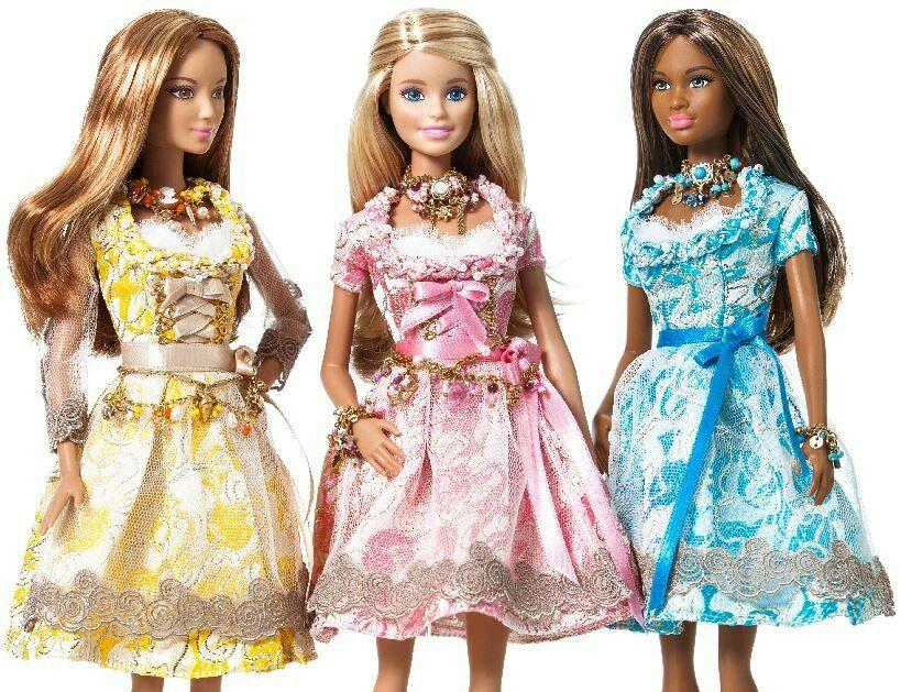 Barbie loves Ophelia | S♥