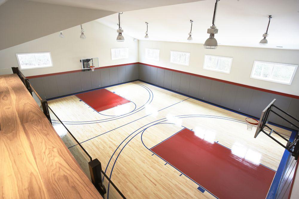 In-House Gymnasium | Inspiration Home 2012 | Milestone Custom Homes ...