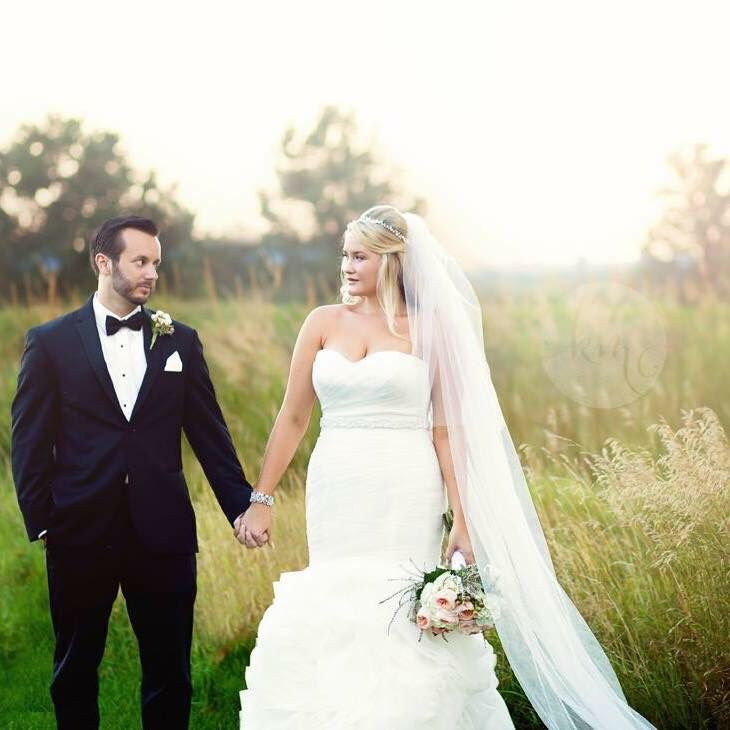 #wedding #bride #bridal #summerwedding #maggiesottero #primrose #michaelkors #michaelkorstux #weddingphotos