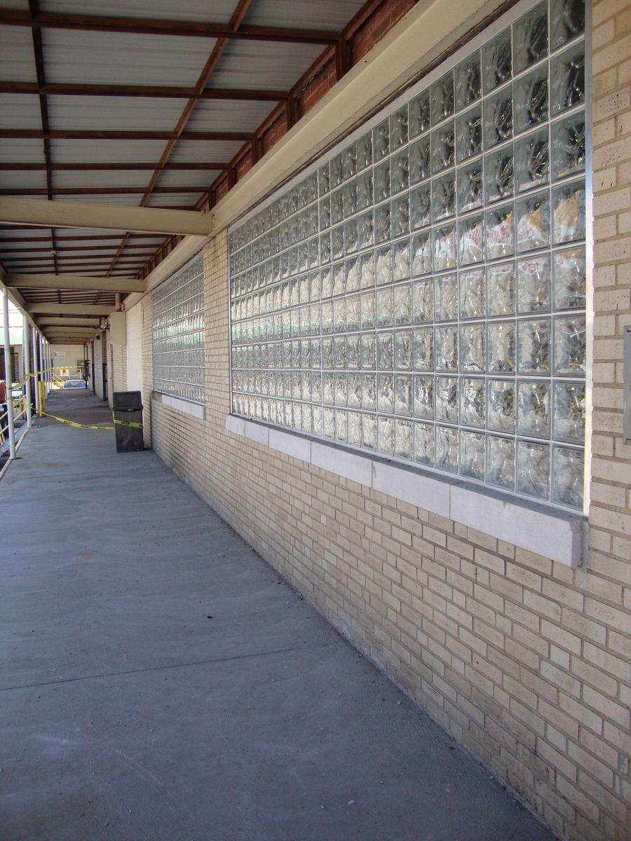 Decorating commercial door glass replacement pictures : Commercial glass block windows | Design windows & doors ...