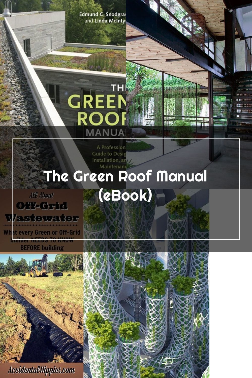 The Green Roof Manual Ebook En 2020