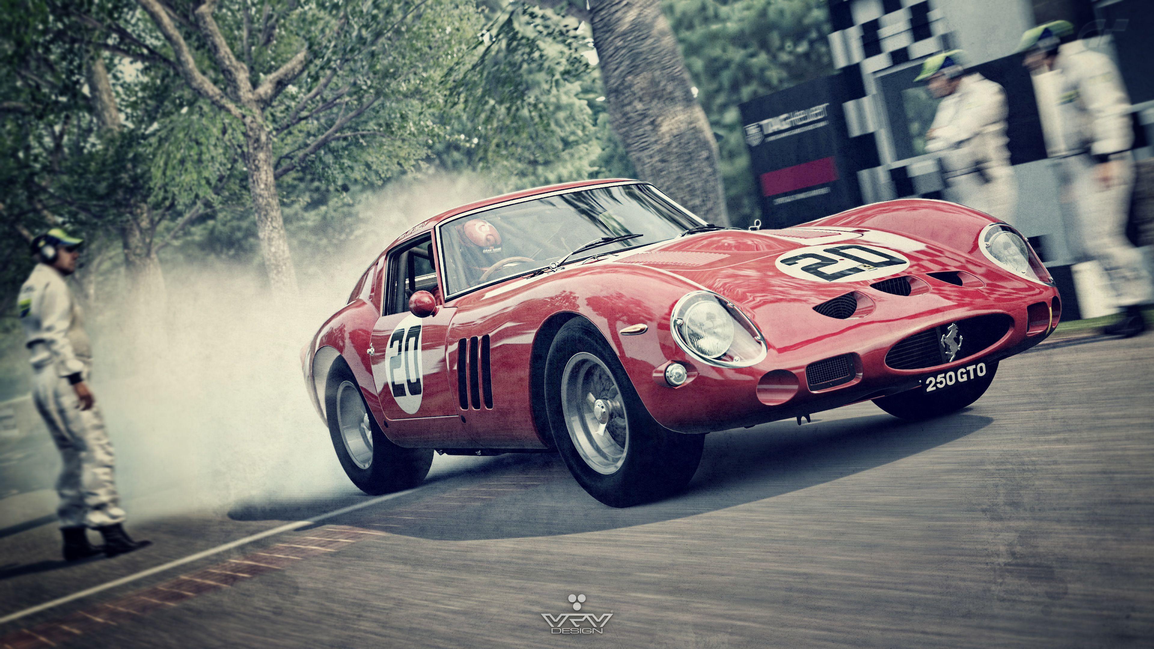 Ferrari 250 Gto Wallpapers Car Wallpapers Wallpaper Send