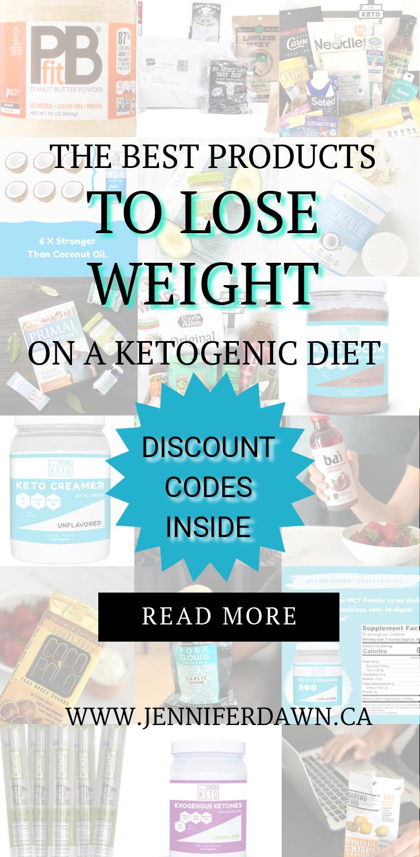 Photo of Die besten Produkte, um auf einer ketogenen Diät Gewicht zu verlieren Jennifer Dawn