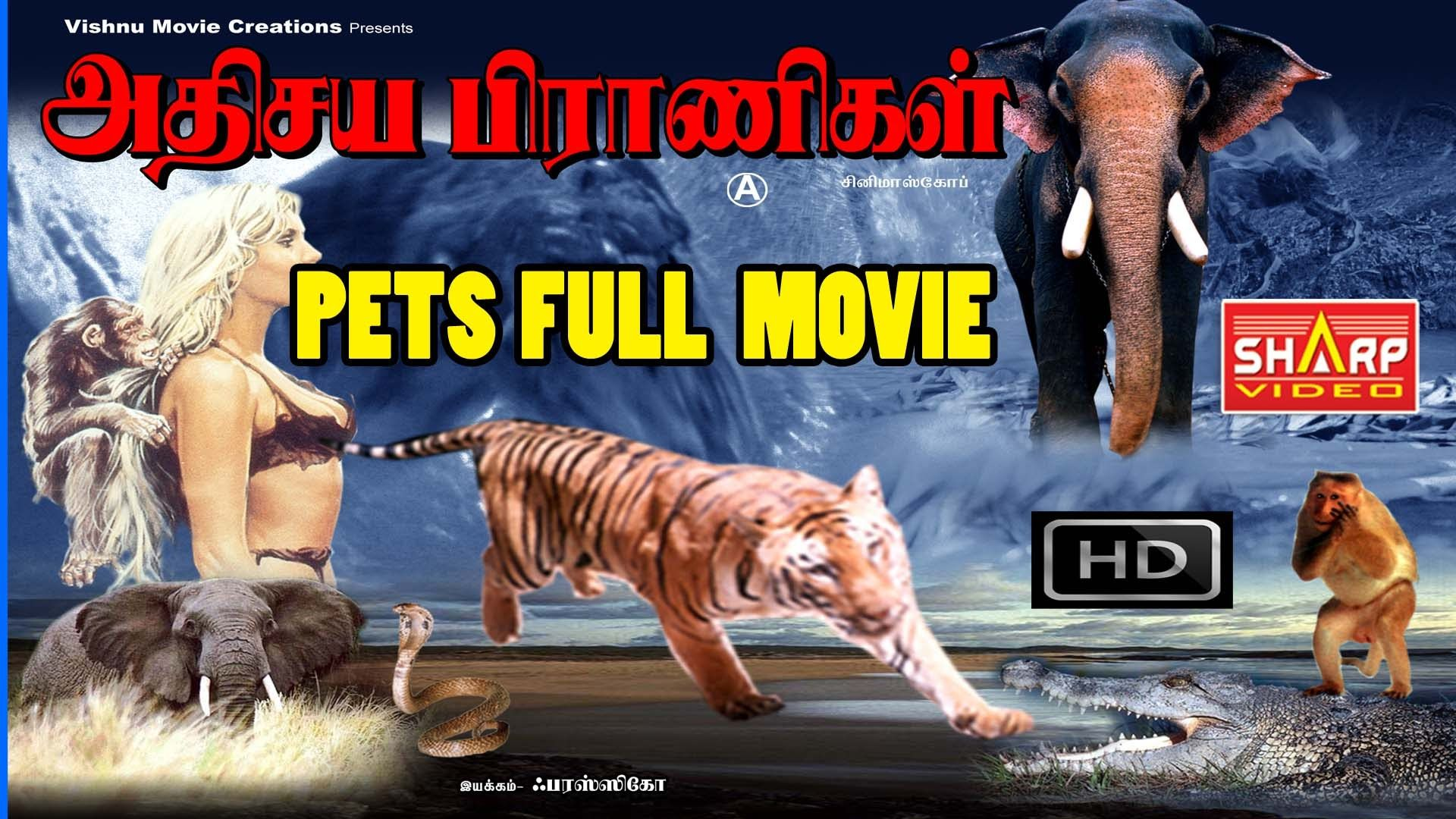 Action Hd Tamil Dubbed Movie Hollywood Tamil Movie Pets Hd Movies Pets New Movies