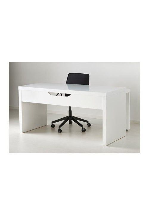 IKEA MALM Desk With Pull Out Panel,   Urban Sales NZ