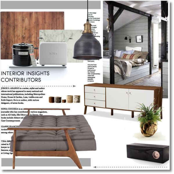Scandinavian Country House By Nucasa On Polyvore Featuring Interior Interiors Design Home