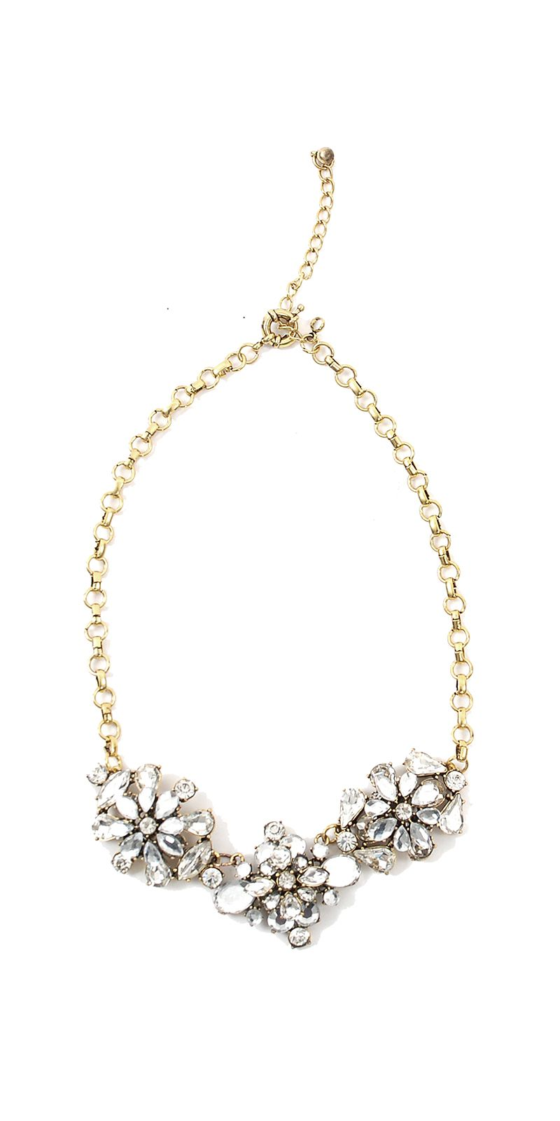 Firelight Bejewel Necklace