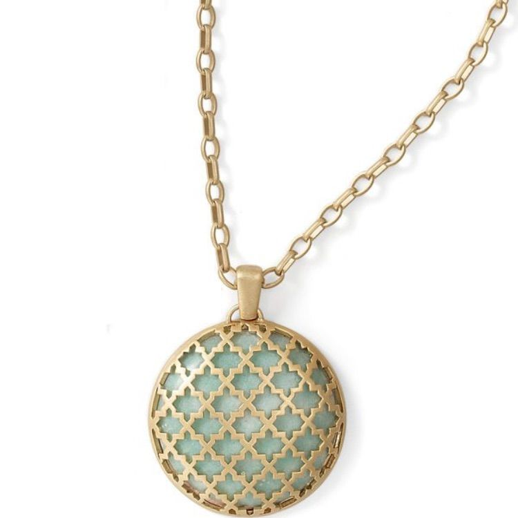 Lia sophia pendant necklace aloadofball Image collections