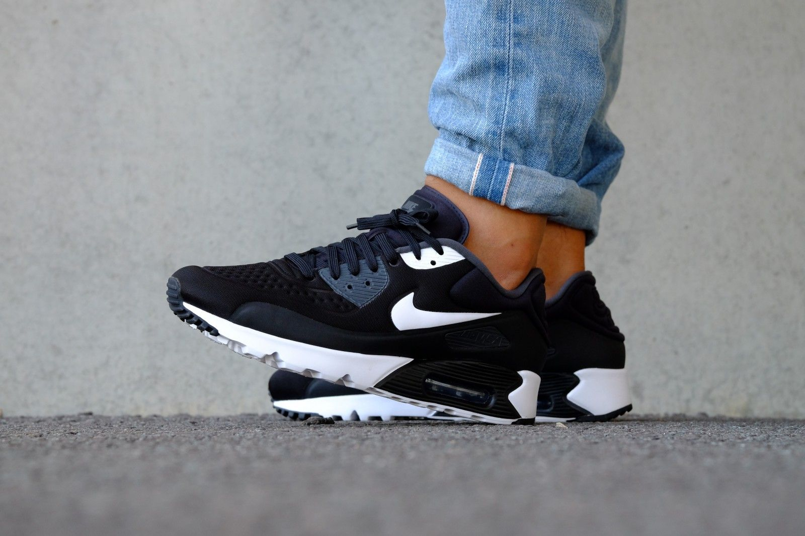 Nike Air Max 90 Ultra Special Edition Black White