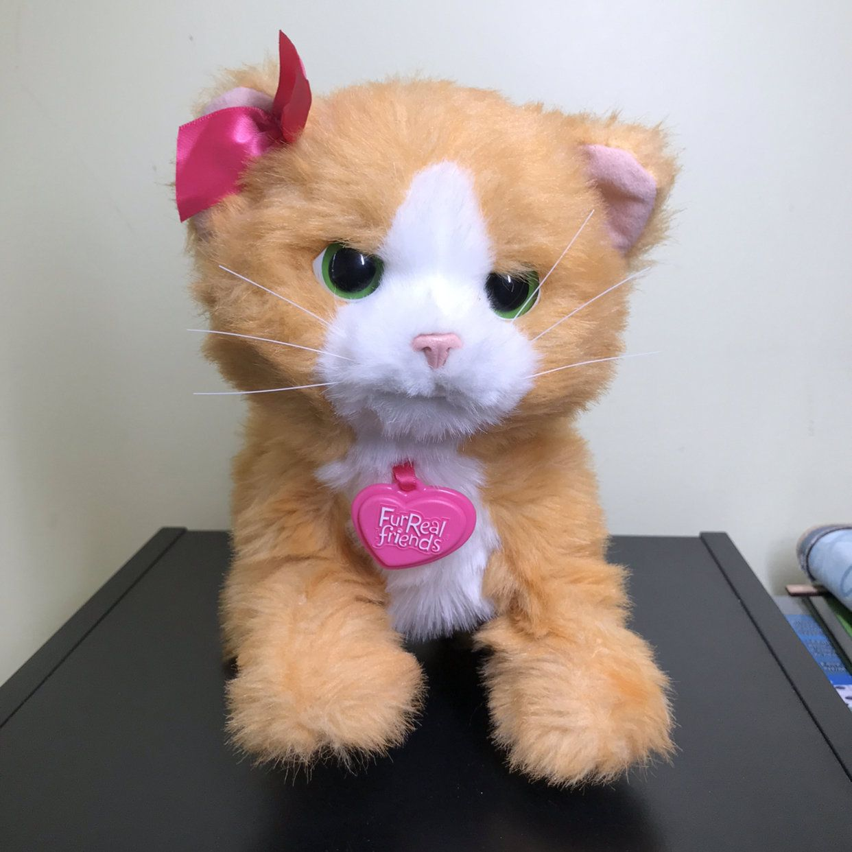 Furreal Friends Daisy Plays With Me Kitty In 2020 Fur Real Friends Kitty Pet Toys