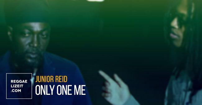Junior Reid - Only One Me (VIDEO)