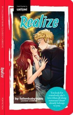 Realize Published Realize 1 Wattpad Books Pop Fiction