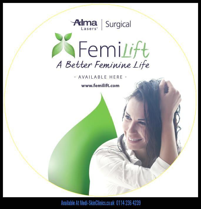 Feminine health issues? Femilift could be the answer - http://medi-skinclinics.co.uk/femilift/ #femilift #health