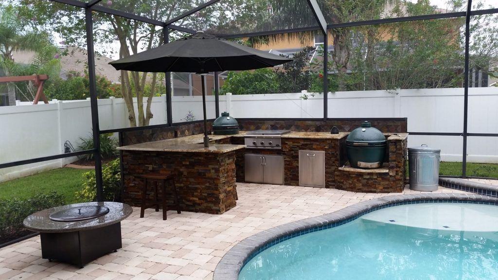 20 Best Outdoor Kitchen Ideas In 2020 Outdoor Kitchen Countertops Outdoor Kitchen Design Outdoor Kitchen