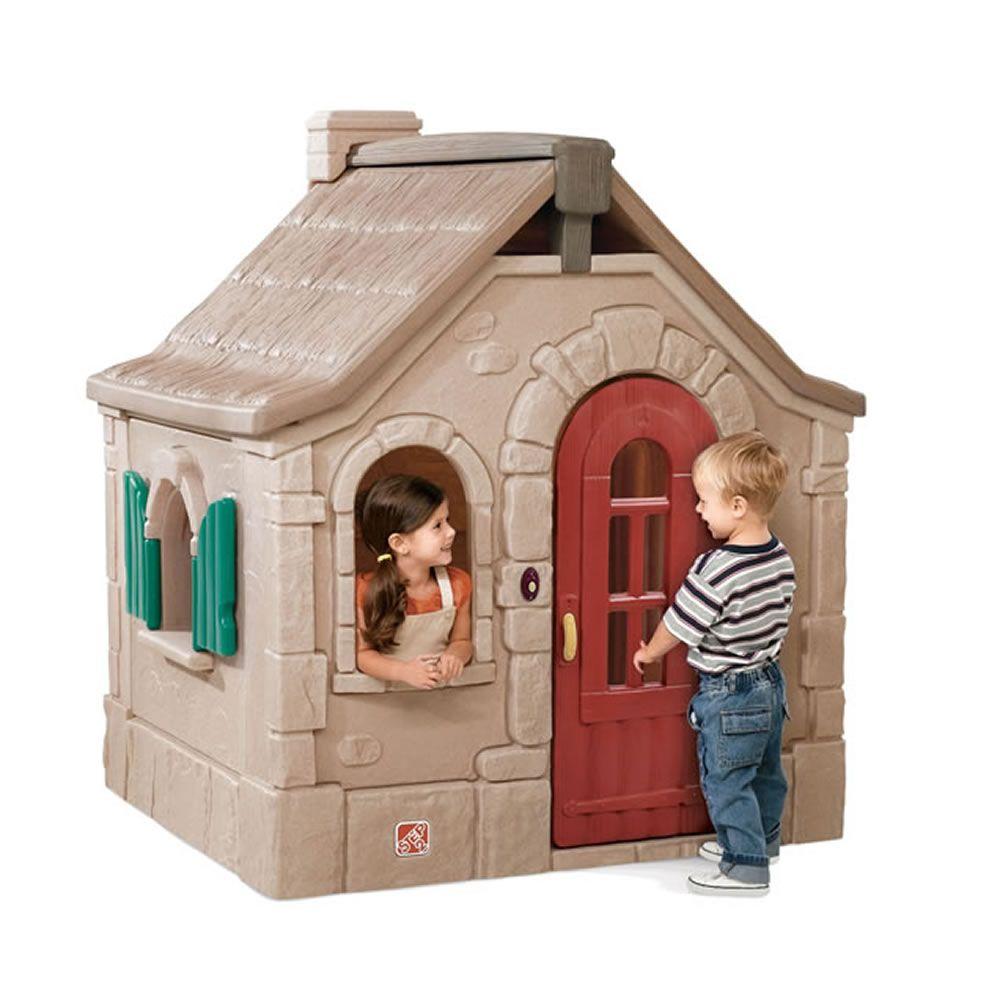 Naturally Playful Storybook Cottage Kids Playhouse Storybook