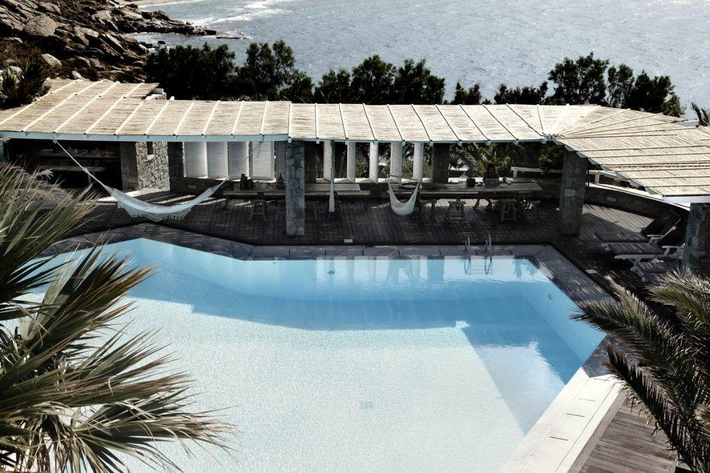 Uplifting. Authentic. Simple. True. Paradise ! San Giorgio Hotel in Mykonos