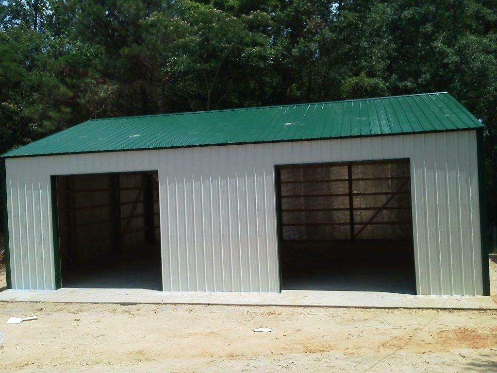 Pole barn 30x40x12 barns for Barn construction designs