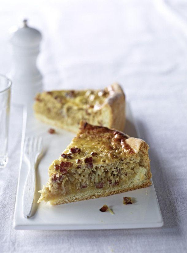 Unser beliebtes Rezept für Schwäbischer Zwiebelkuchen und mehr als 55.000 weitere kostenlose Rezepte auf LECKER.de.