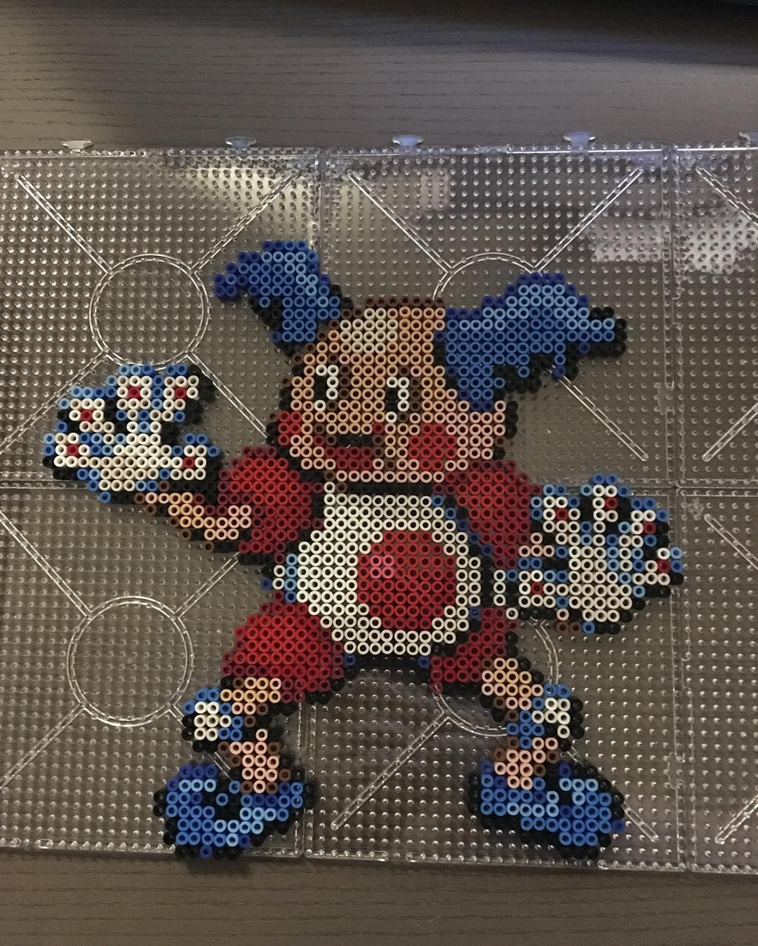 mr mime pokemon perler beads by artbyfredd pokemon perler hama