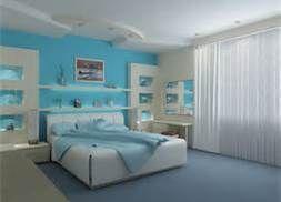 33+ Light blue wall bedroom ideas ppdb 2021