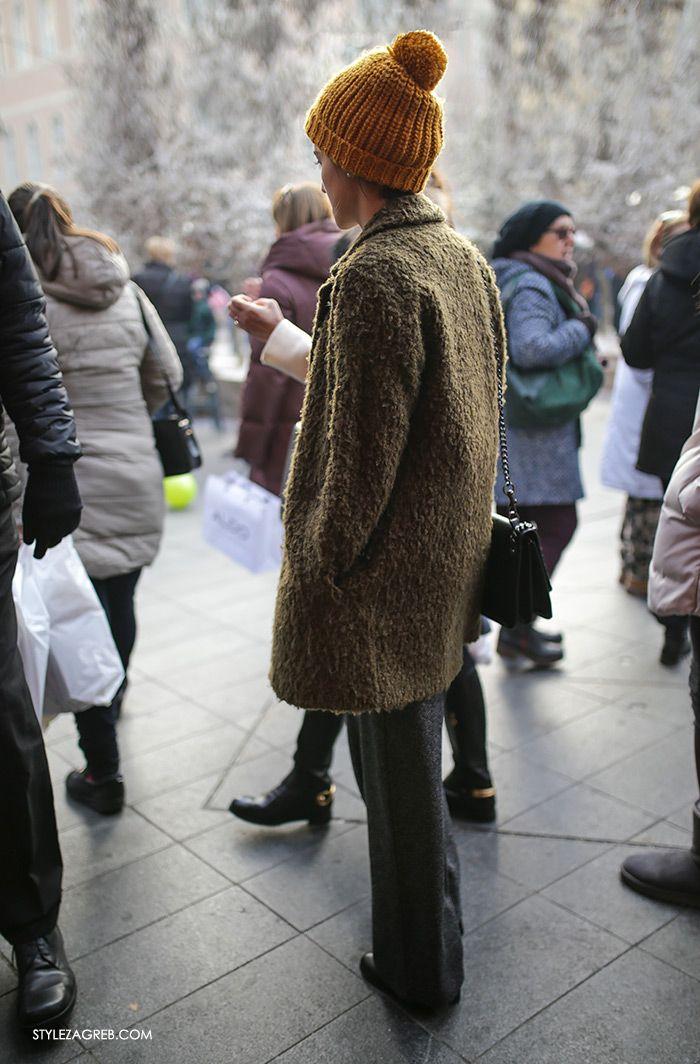 Beanie Street Style Inspiration How To Wear It Now Street Style Zagreb Croatia Street Style Women Street Style Inspiration Street Style 2018