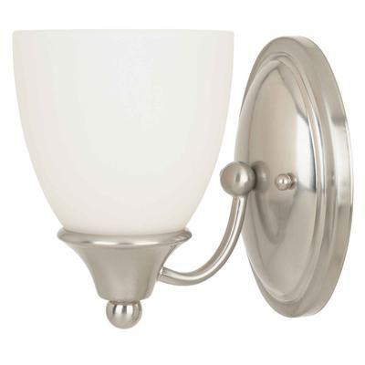 17++ Home depot bathroom lighting nickel ideas