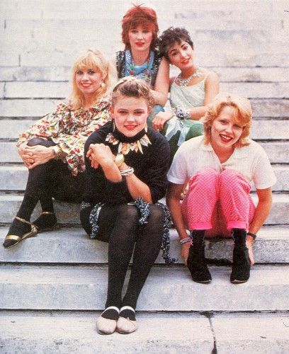 The GO-GOs; I Don't Think Another Band Could Fully Capture
