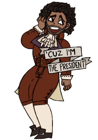 hamilton fan art - Google Search