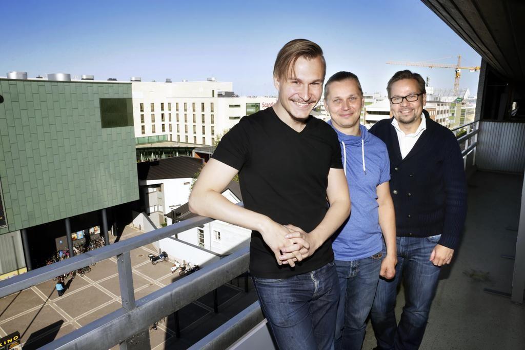 Oululaiset yrittäjät ovat perustamassa Piilaaksoon majapaikkaa startup-yrityksiä varten. Petri Karinen / BusinessOulu