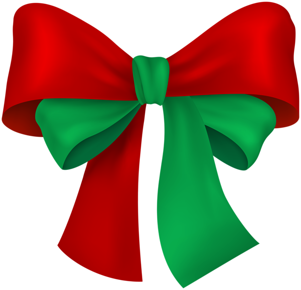 Red Green Bow Png Clipart Clip Art Green Bows Free Photoshop Plugins