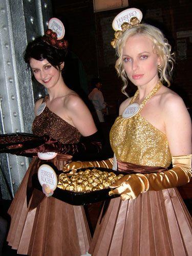 Rocher Kostüm