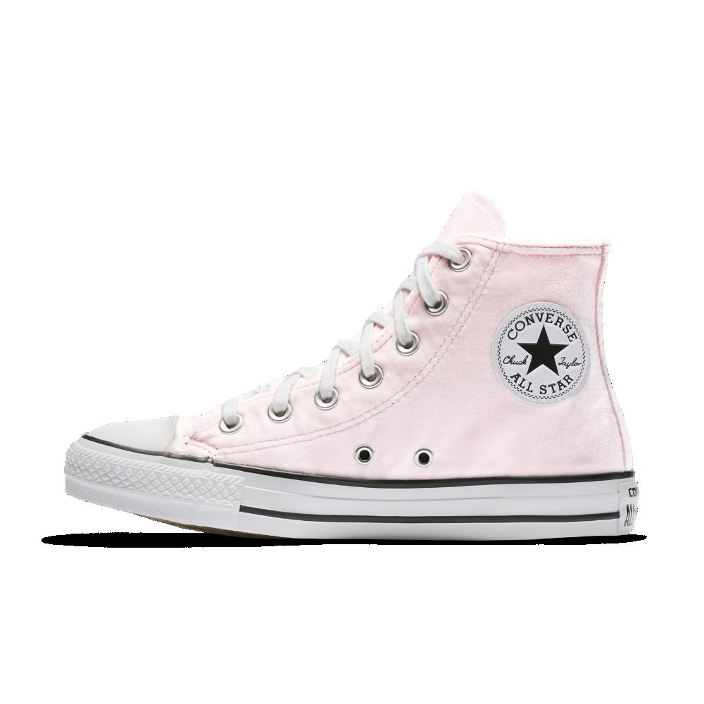 Converse Chuck Taylor All Star Velvet High Top Women s Shoe Size ... 59d4a4b50