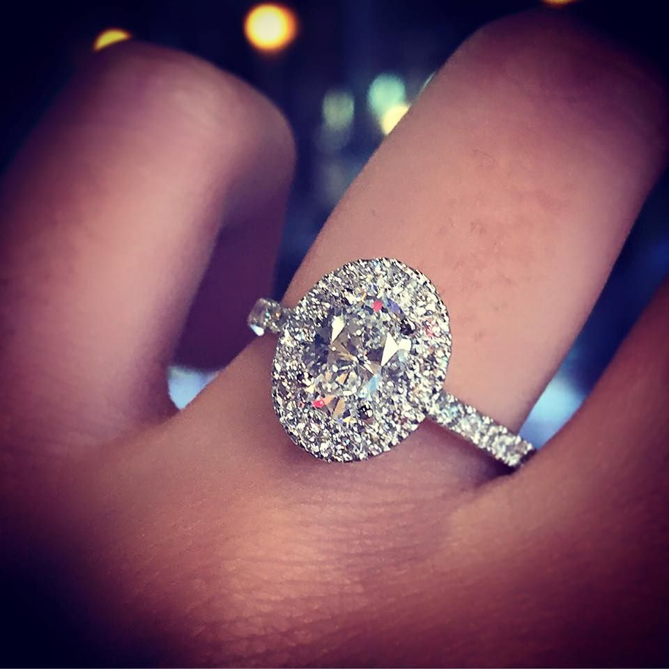 Oval Diamond Facts & History   Oval engagement rings, Oval ...