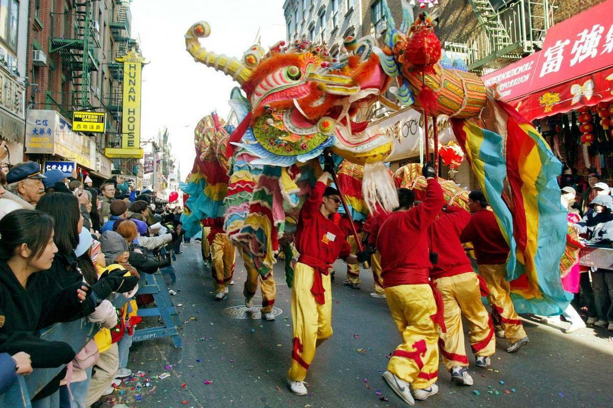 Chinatown, New York RueBaRue (With images) Chinatown