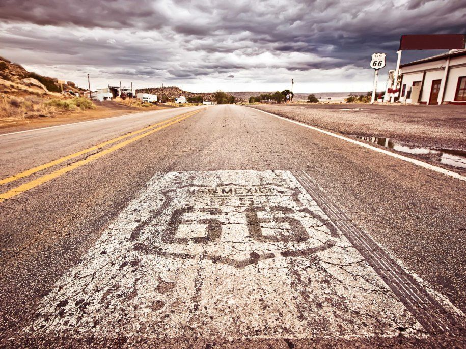 Route 66, Multiple States, USA.