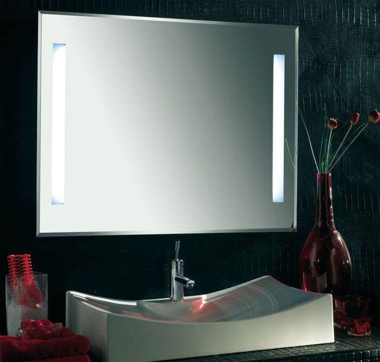 Specchio per bagno dal design moderno n.48 | Bagni di design | Pinterest