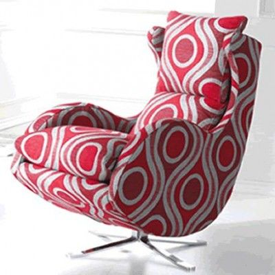 The Fama Lenny Chair is produced by Fama upholstery, it is compact ...