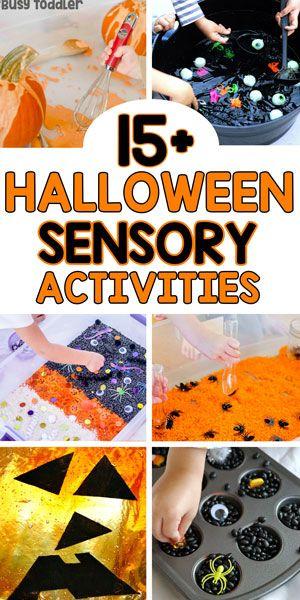 Halloween Activities for Toddlers Preschool halloween activities - halloween activities ideas
