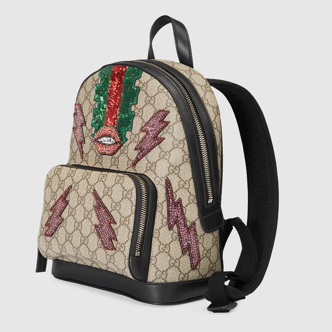 5ae397a719f5 Beaded Sky GG Supreme backpack Supreme Backpack, Womens Luggage, Modern  Luxury, Designer Backpacks