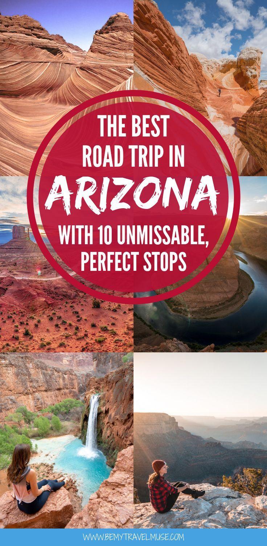 An Awesome Arizona Itinerary