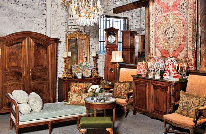 King S House Antiques Fine French And English Antique